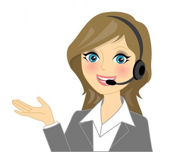 depositphotos 7453664 stock illustration operator Nail-ed It Salon